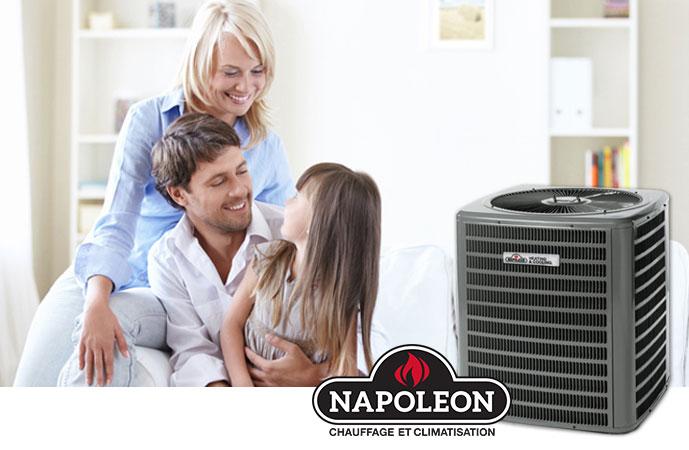 napoleon-climatiseur-central